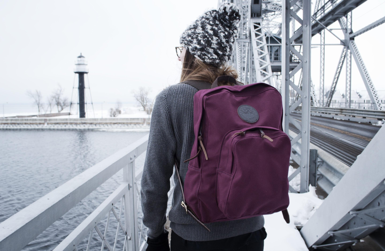 Duluth Pack Daypack-bridge