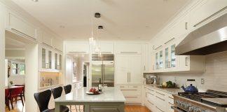 Albertsson Hansen Architecture ASID kitchen interior with island