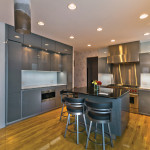 Partners 4 Design ASID kitchen stainless steel