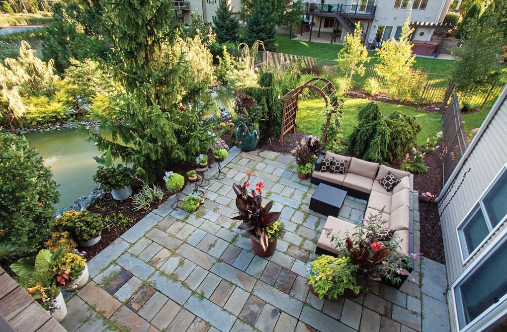 Engelmann's Backyard Patio
