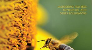 Pollinator Friendly Gardening Book Cover