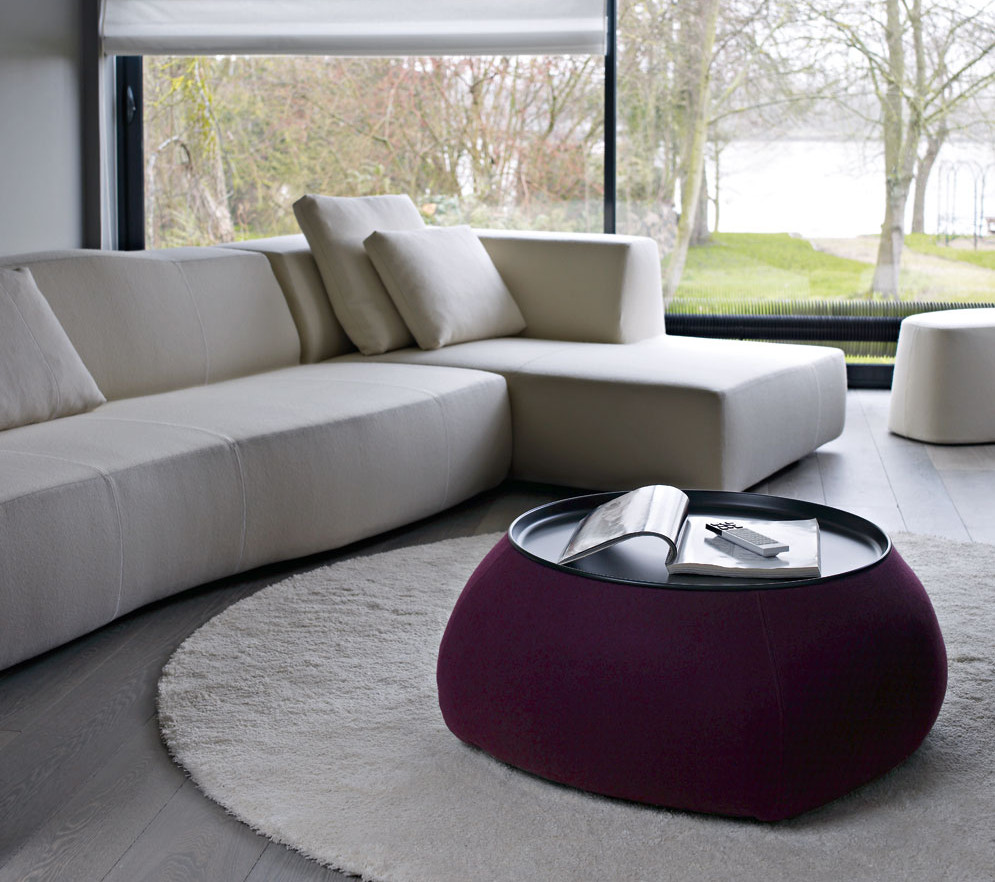FAT FAT LADY Pouf from Roam Interiors