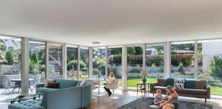 Locus Architecture Remodel Living Room