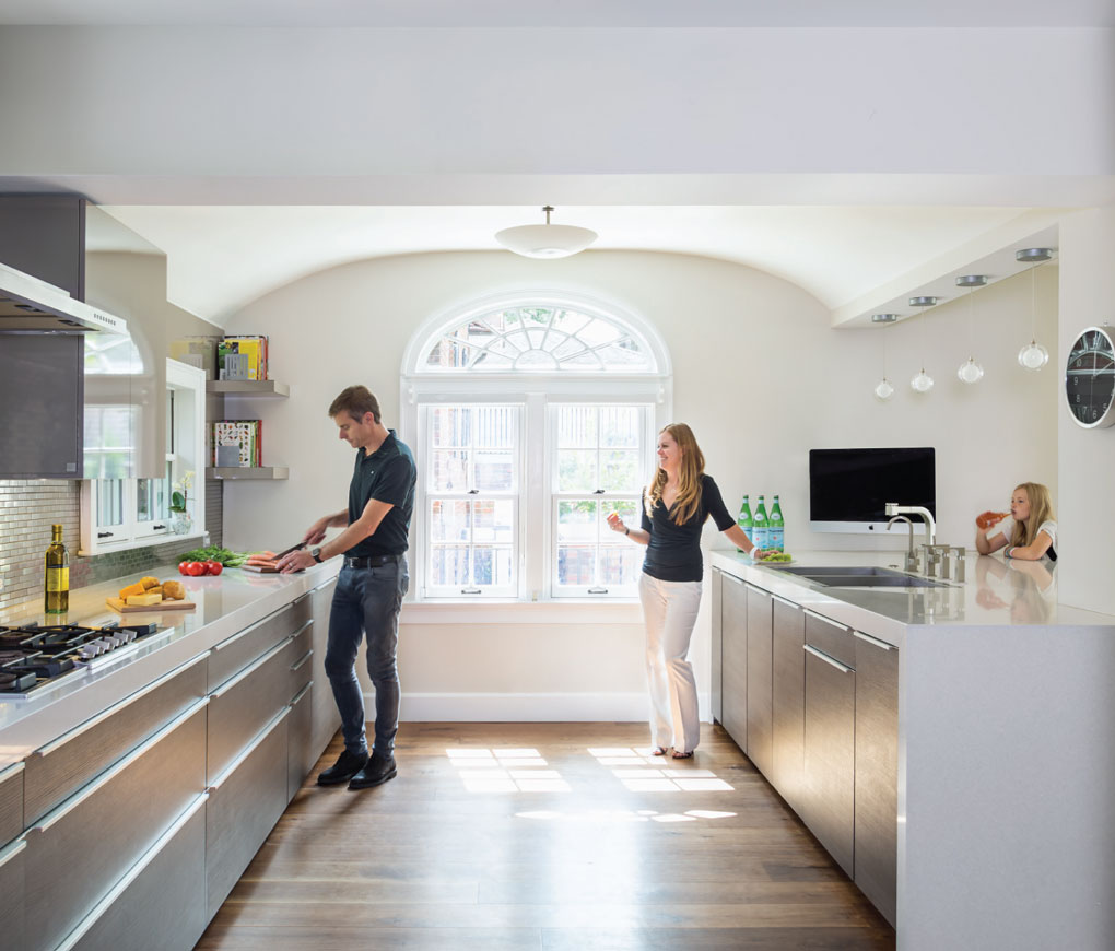Locus Architecture Remodel Kitchen