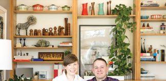 Bill and Kara Kurth of Golden Age Design