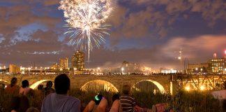 fireworks neighborhoods