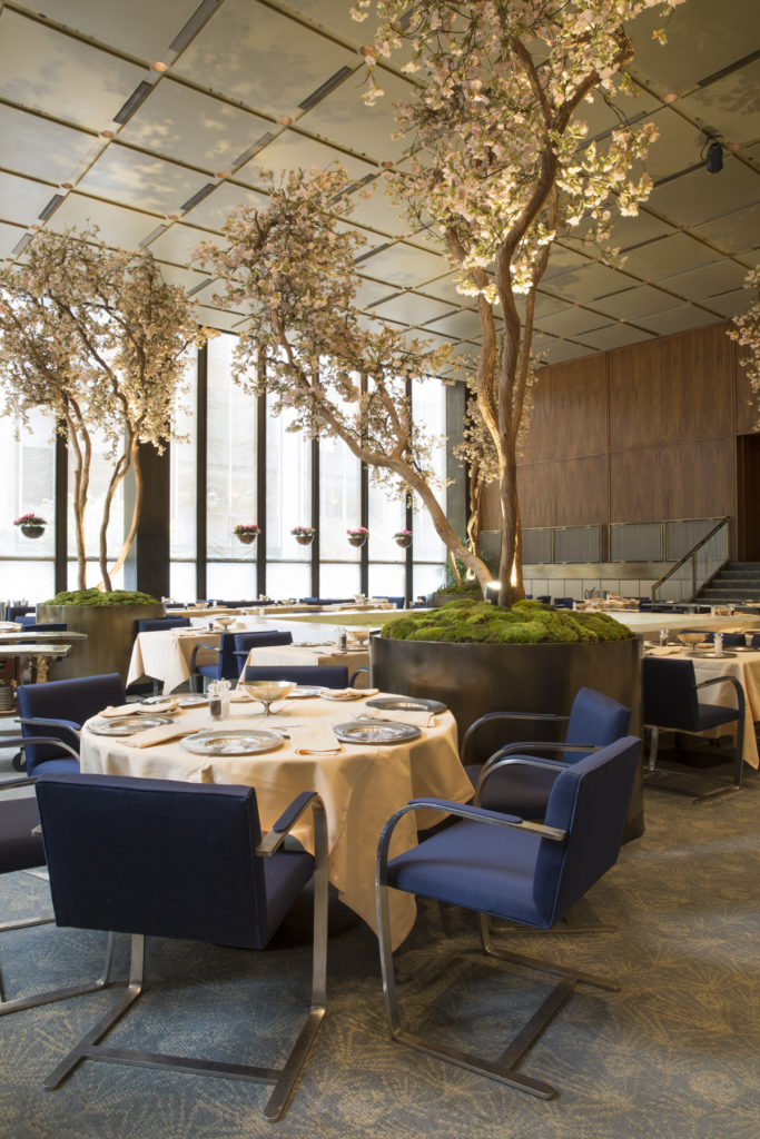 The Four Seasons Dining Area