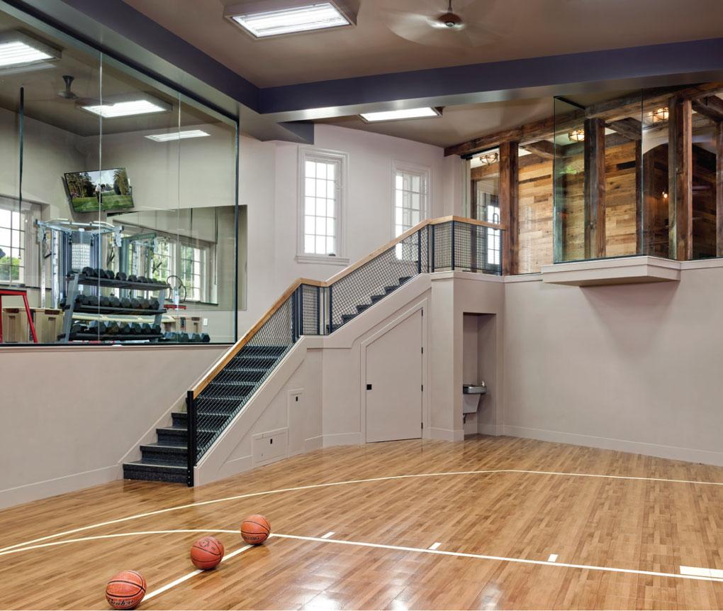 Eden Prairie sport court