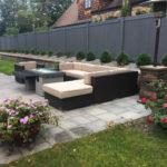 Green Grossfield backyard