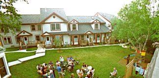 Monterey Cohousing Community Exterior
