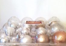 How to pack bulbs away during your post-holiday cleanup.