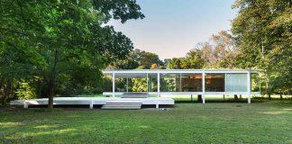 Van der Rohe Glass-House