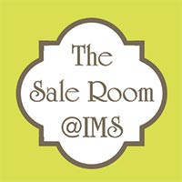 The Sale Room @ IMS Logo