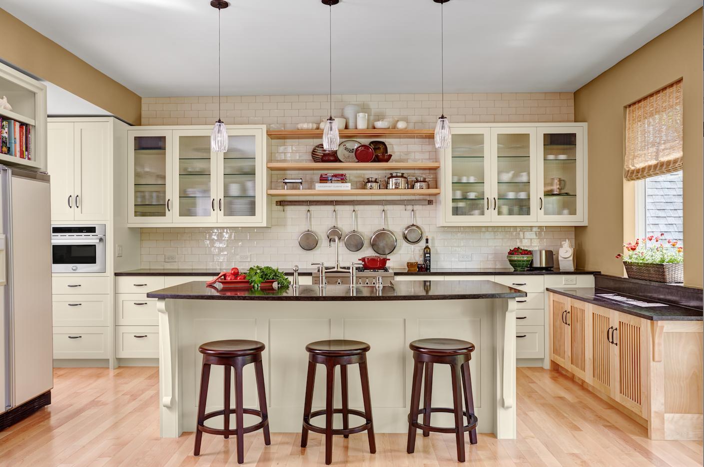 Client\'s Award-Winning Dream Kitchen Features Dedicated ...