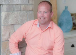Mike Fritz of M&M Home Contractors