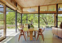 Andersen Windows & Doors' new multiglide door.