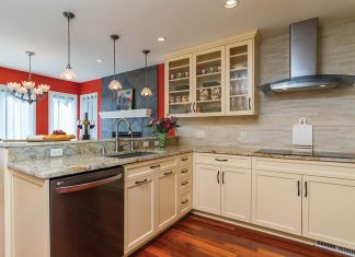 Mackmiller Design Build kitchen after