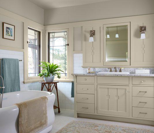 Home interior designed by David Heide Design Studio
