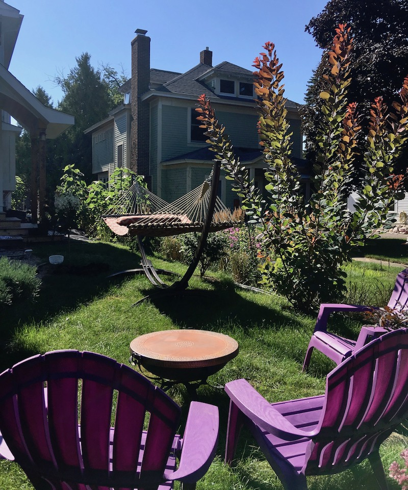 front yard revival