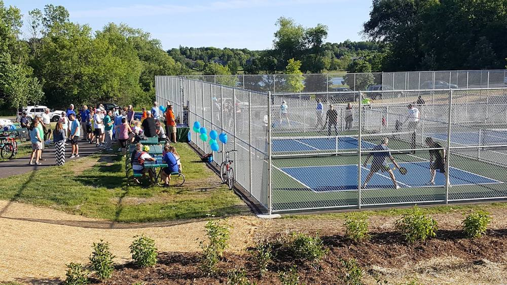 Chanhassen, MN pickleball
