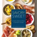 Savory Sweet Cookbook cover