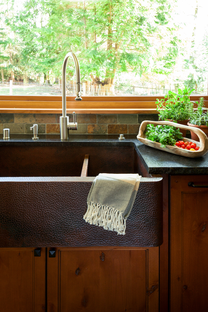 non stainless steel sink trends