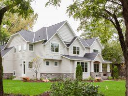 Photo of a home by GreenWood Design Build LLC