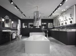Photo of a room featuring products from Kohler Signature Store