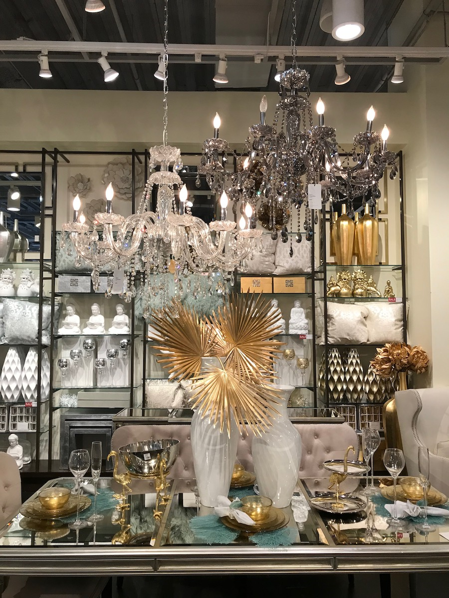 Now Open: Anthropologie Home Design Center + Z Gallerie In