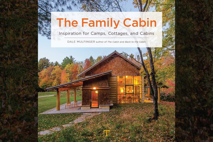 "Cover of the book ""The Family Cabin"""
