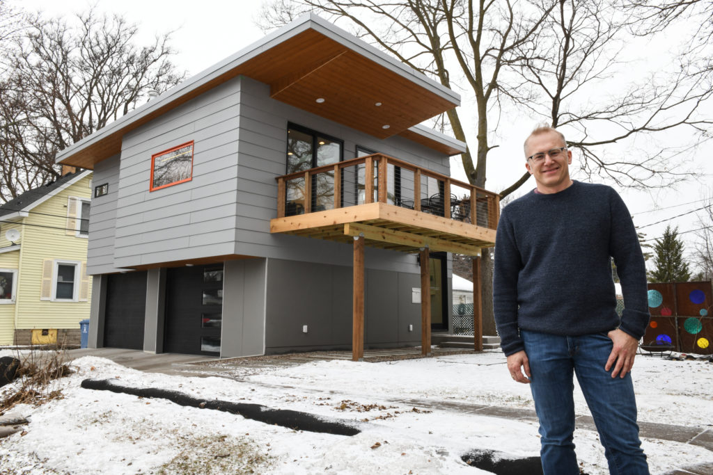 Accessory dwelling unit (ADU) in Minneapolis