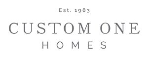 Custom One Homes logo