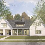 Rendering of a home by Reuter Walton
