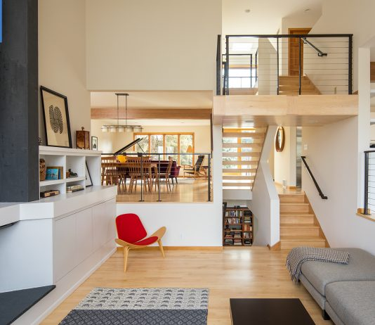 Home 11 on the 2018 Homes by Architects Tour