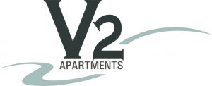 V2 Apartments logo