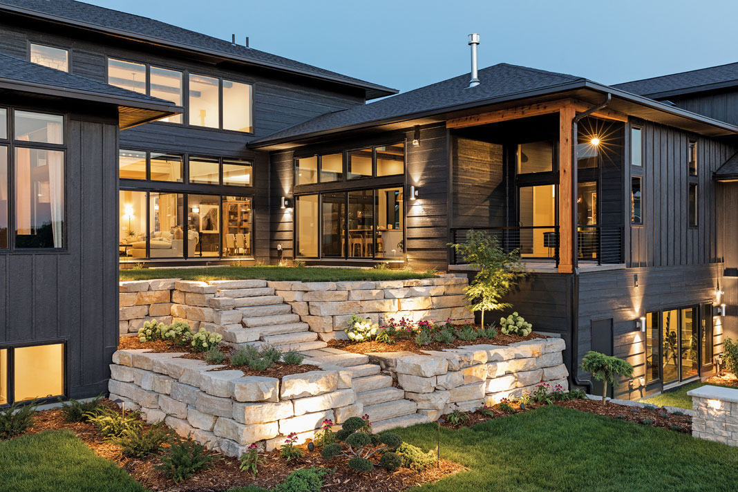 Mountain Modern - Midwest Home