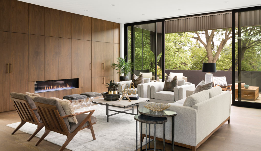 Smart Sophistication Midwest Home