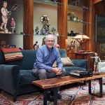 As a lifelong collector of art and objects inspired by the natural world, Jeff Bengston has filled his home with collections of carefully curated pieces.