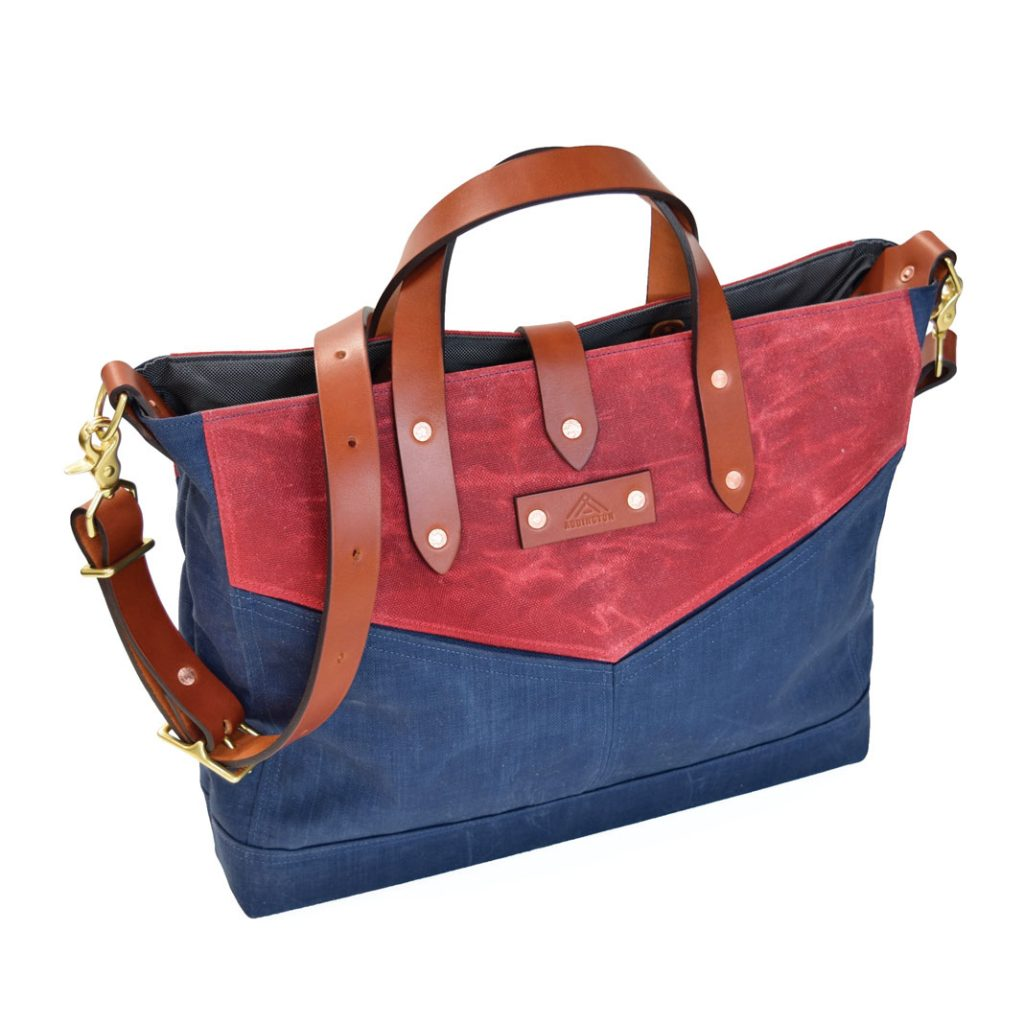 The Flight Tote bag from Addington Co.