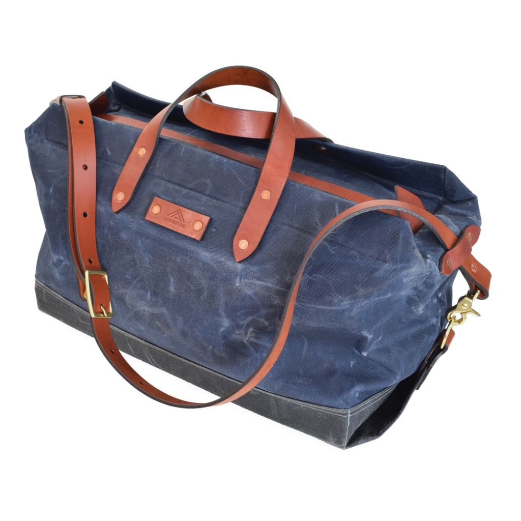 The Northbound Weekender bag from Addington Co.