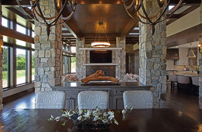 James McNeal Architecture & Design Orono Prairie Lodge