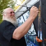Artist Ken Reif
