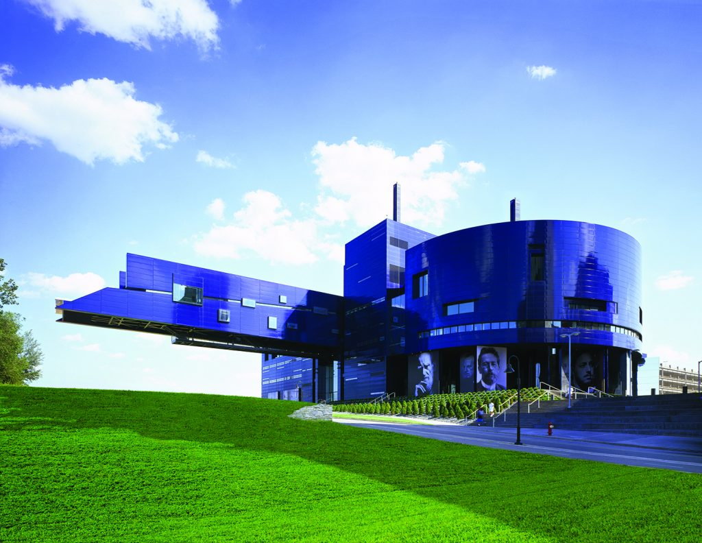 Architekt: Jean Novel Projekt: Guthrie Theater Ort: Minneapolis USA