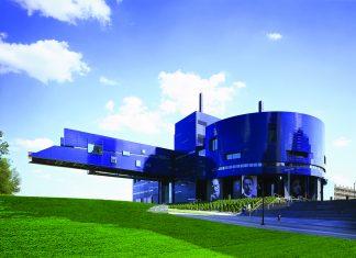 Architekt: Jean Novel Projekt: Guthrie Theater Ort: Minneapolis USA