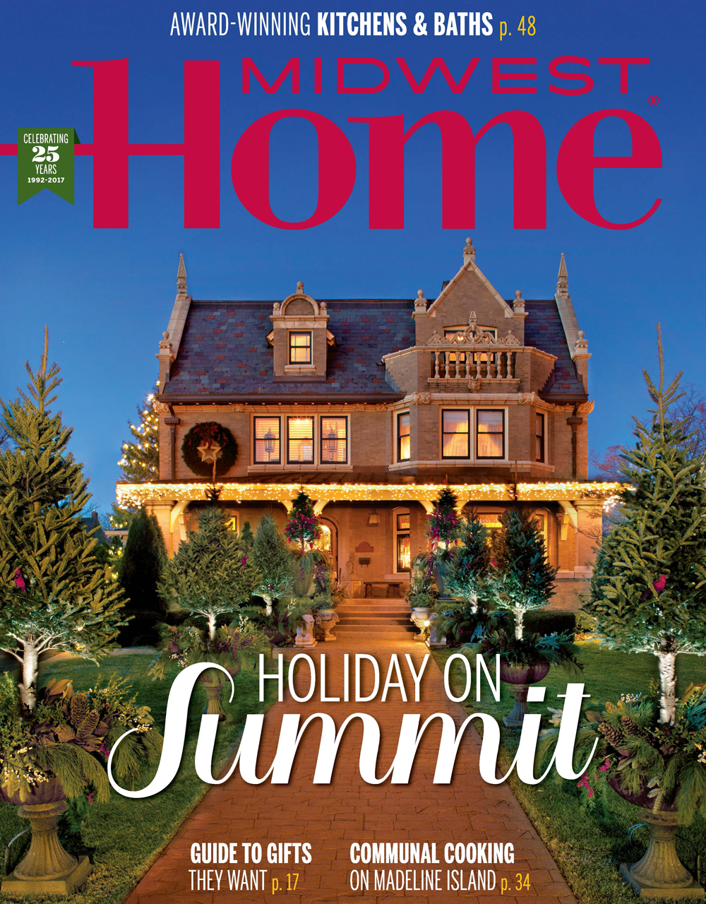 Gift Subscription to Midwest Home Magazine