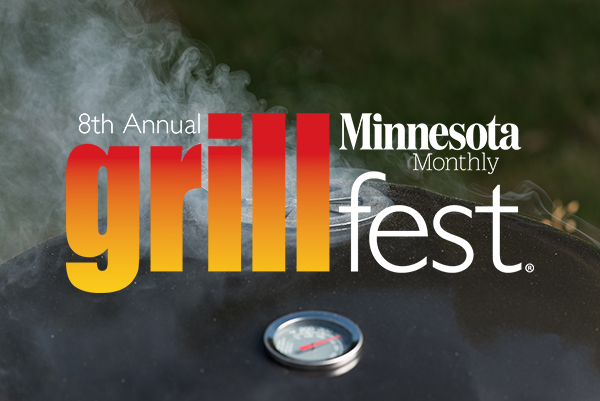 8th Annual GrillFest logo