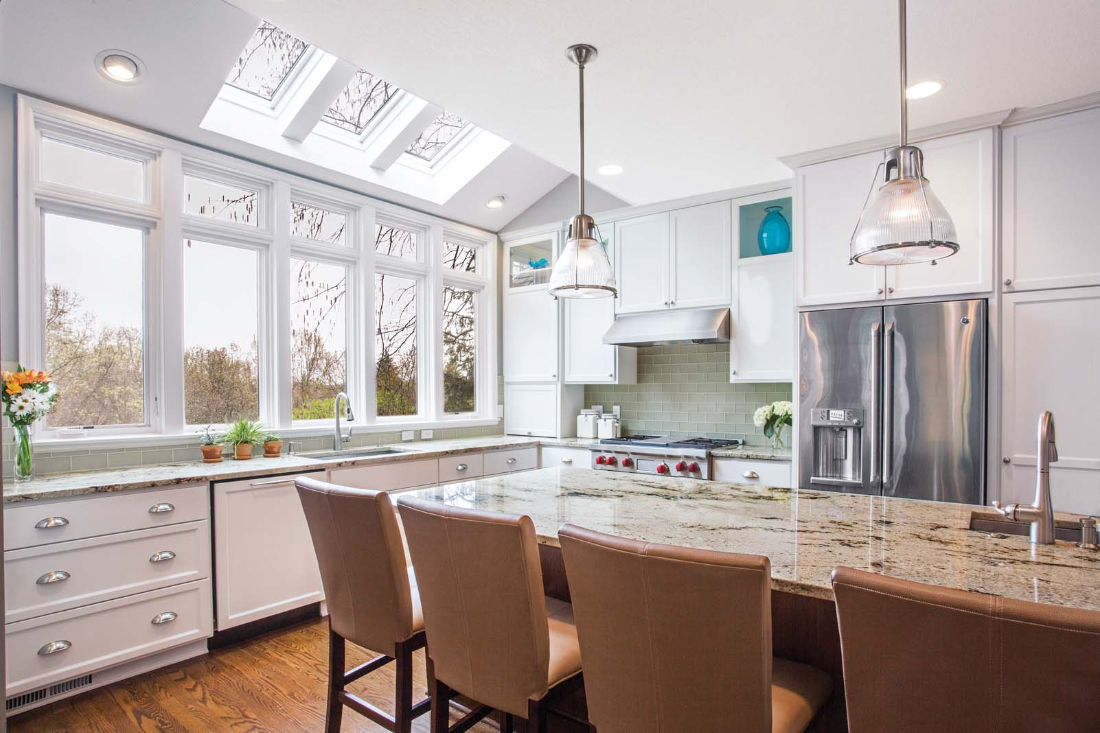 Natural Light   Midwest Home