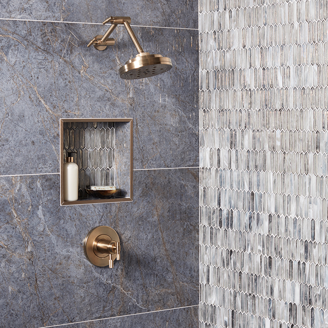 The Year of Large-format Tile - Midwest Home