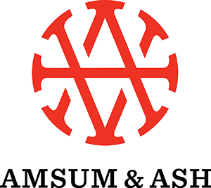 Logo for Amsum & Ash