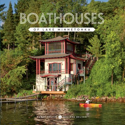 Boathouses of Lake Minnetonka Cover